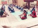 Report on International Yoga Day Celebration